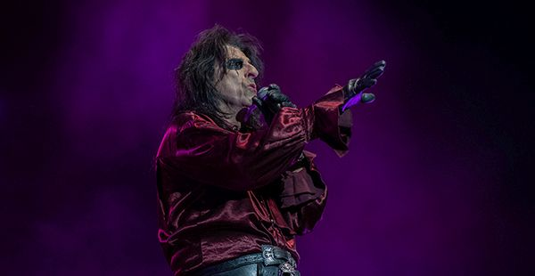 "Alice Cooper releases ""oddest song I've ever done"""