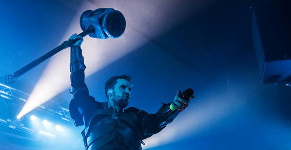 Gig Review: Gloryhammer / Beast in Black / Wind Rose – SWG3 Warehouse, Glasgow (25th October 2019)
