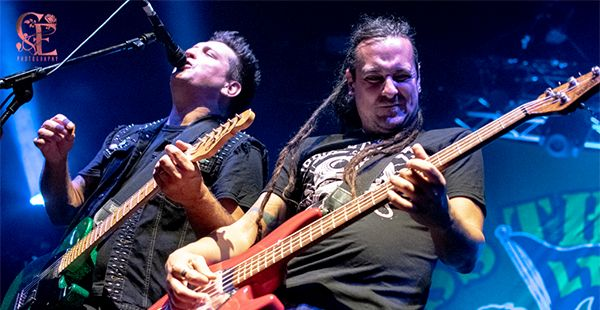 Fireball Tour 2019 – Less Than Jake / Goldfinger / Save Ferris / Thieves of Liberty / Well Done You, 02 Ritz Manchester (23rd September 2019)