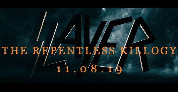 Slayer to slay cinemas on November 6th