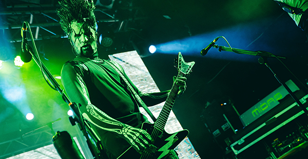 Gig Review: Static-X / SOiL / Wednesday 13 / Dope – Electric Ballroom, London (26th September 2019)