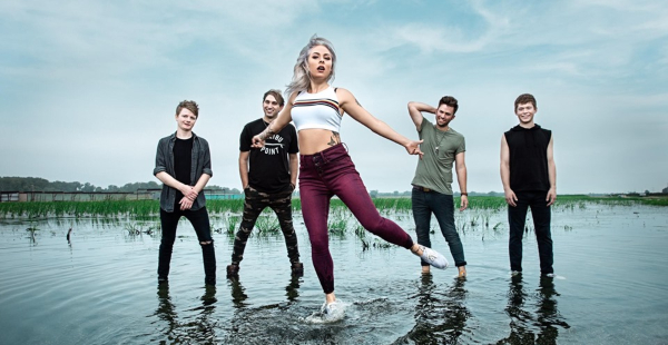 Band of the Day: The Wild & Free