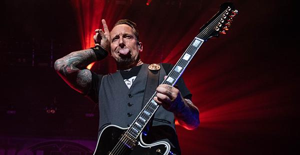 Gig Review: Volbeat / Baroness / Danko Jones – O2 Ritz, Manchester (October 1st, 2019)