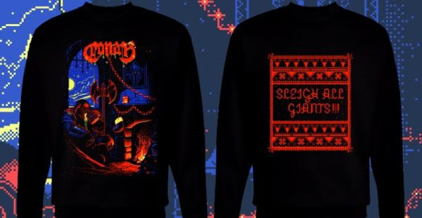 Get your awful Conan sweaters now!