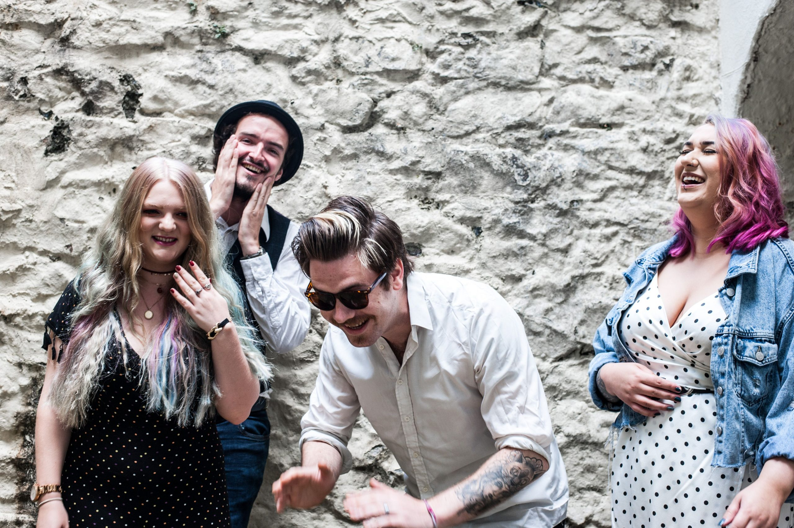Band of the Day: Fonzy and Company