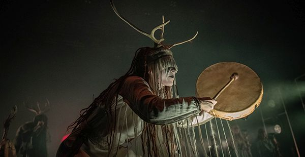 Gig Review: Heilung / Lindy-Fay Hella – Roundhouse, London (10 November 2019)