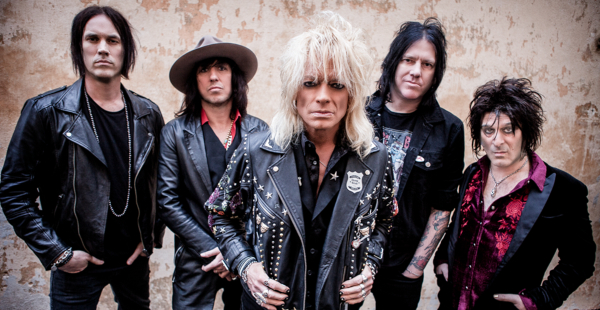 Michael Monroe and more added to Call of the Wild 2020