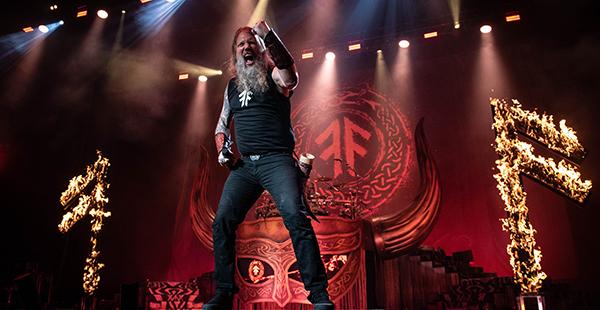 Gig Review: Amon Amarth / Arch Enemy / Hypocrisy –  Brixton Academy, London (30th November 2019)
