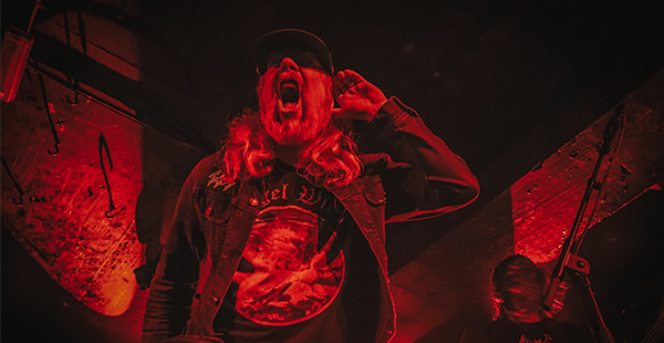 Gig Review: At The Gates / Nifelheim / Deserted Fear – Camden Underworld (19th December 2019)