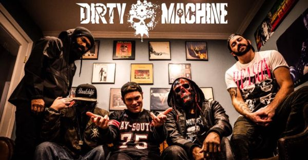 Band of the Day: Dirty Machine