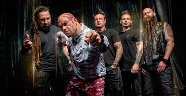 "Five Finger Death Punch announce new album ""F8"" – single out now"
