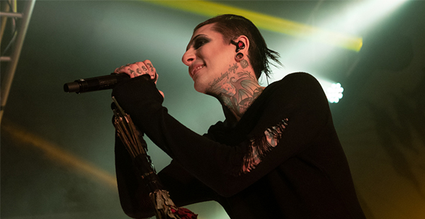 Gig Review: Motionless in White / Skold / Defying Decay – Stylus, Leeds (9th December 2019)