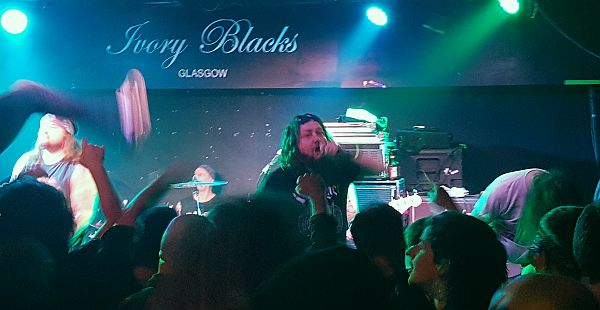 Gig Review: Municipal Waste, Toxic Holocaust, Enforcer and Skeletal Remains – Ivory Blacks, Glasgow (4th December 2019)