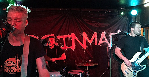 Gig Review: The Virginmarys / Haggard Cat / Broozer – Redrum, Stafford (11th December 2019)