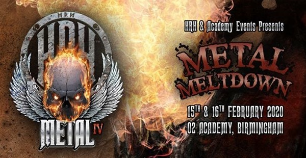 We'll Be There: HRH Metal 4