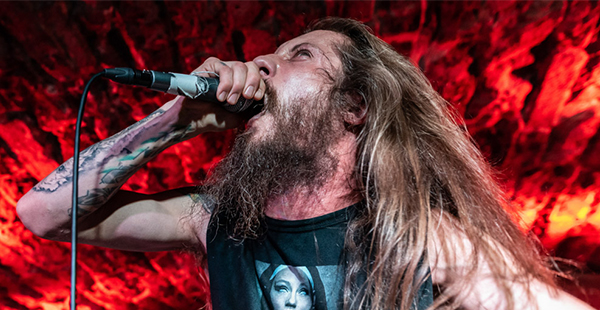 Gig Review: Incite / Sworn Amongst / Death Remains – Bannermans, Edinburgh (15th January 2020)
