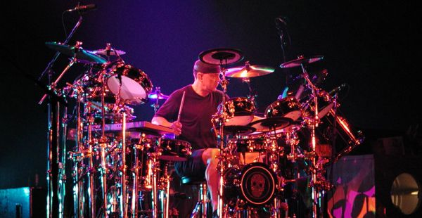 Neil Peart: Exit Stage Left