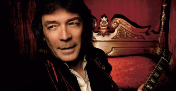 Steve Hackett announces autobiography in runup to November tour