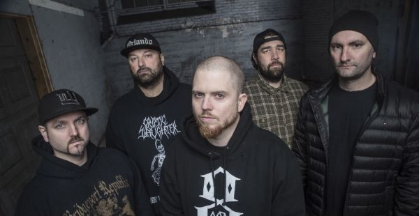 New Hatebreed track (first in 4 years) available now!