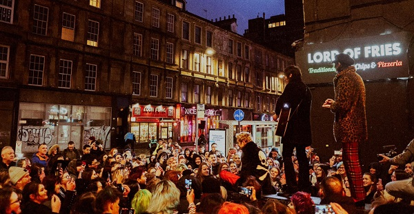 Palaye Royale issue statement regarding cancelled Glasgow show