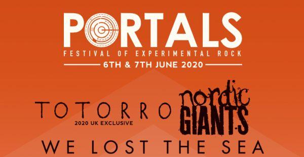 Portals Festival 2020 announces headliner