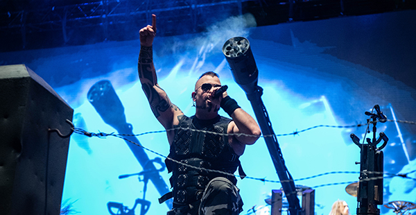 Gig Review: Sabaton / Apocalyptica / Amaranthe – Wembley Arena, London (8th February 2020)