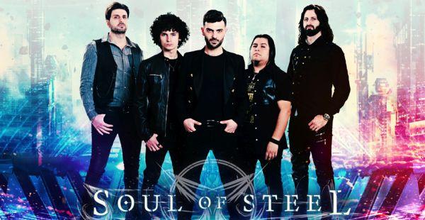 Album Review: Soul of Steel – Rebirth