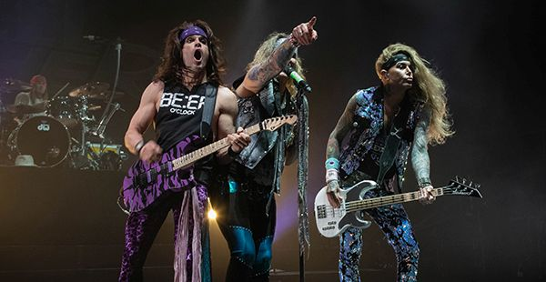 Gig Review: Steel Panther / Wayward Sons – O2 Academy, Glasgow (12th February 2020)
