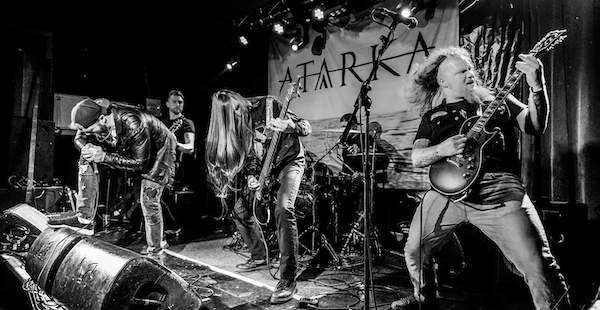 Band of the Day: Atarka