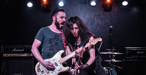 Gig Review: Molly Karloff EP Launch (w/ Black Tree Vultures and Spidervayne) – Black Heart, Camden (27th February 2020)