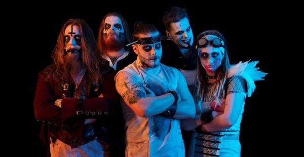 Evil Scarecrow announce new lineup and tour dates