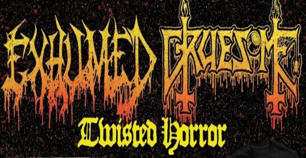 Album Review: Exhumed/Gruesome – Twisted Horror