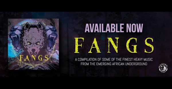 """Mongrel Records releases pummeling new compilation album """"Fangs"""""""