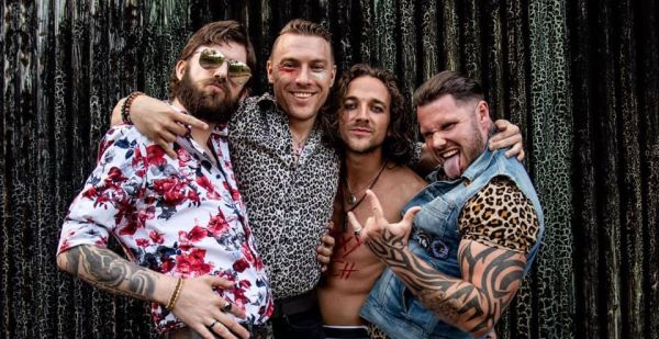 Exclusive – new video from The Big Dirty