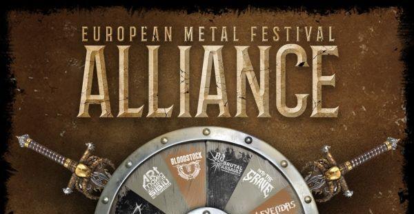 Bloodstock announces European Metal Festivals Alliance