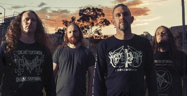 """Psycroptic unveil new video for """"Beyond The Black"""""""
