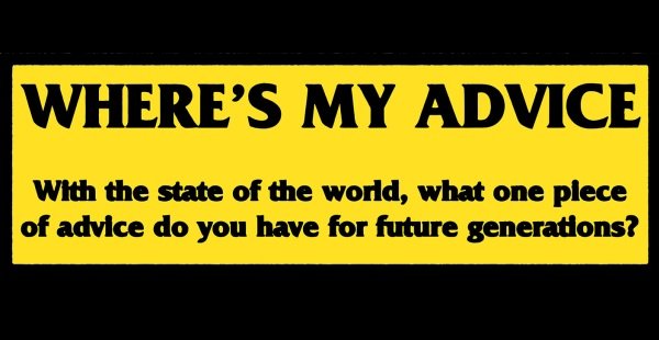 """Give Praise Records presents """"Where's My Advice?"""" web page"""