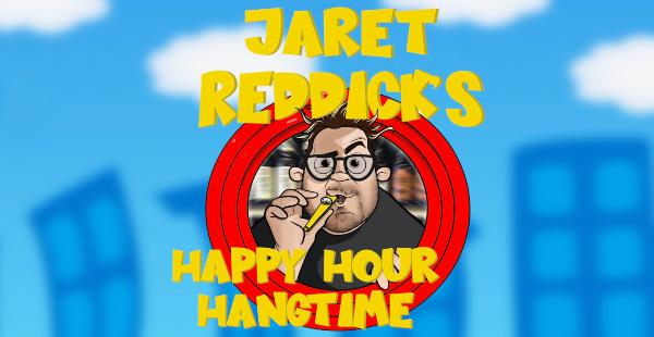 Jaret Reddick announces Happy Hour Hangtime online series