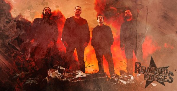 Band of the Day: Revolted Masses