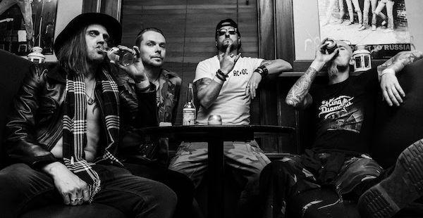 "Shotgun Mistress release new single ""Glorious Machine"""