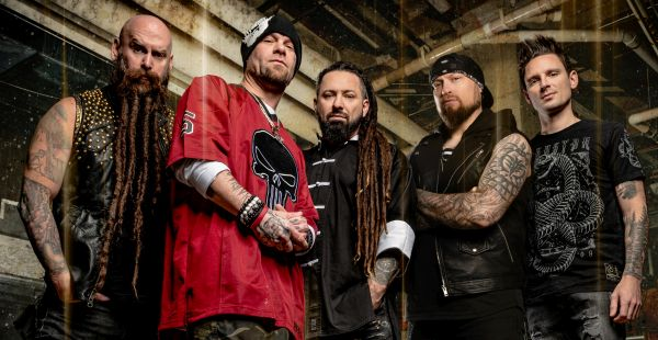Five Finger Death Punch announce lineup change