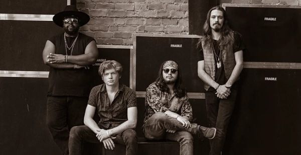 Band of the Day: Magnolia Bayou