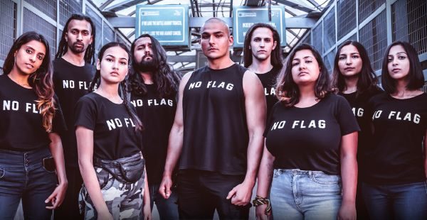"No Flag (Raoul Kerr – Bloodywood) set to unite with ""Raise No Flag"""