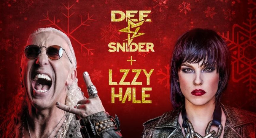 "Advent 2020 Day 19: Dee Snider/Lzzy Hale – ""The Magic of Christmas Day"""