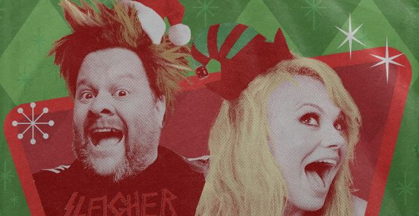 """Advent 2020 Day 2: Jaret Reddick (Bowling For Soup) & Kelly Ogden (The Dollyrots) – """"Get This Christmas Right"""""""