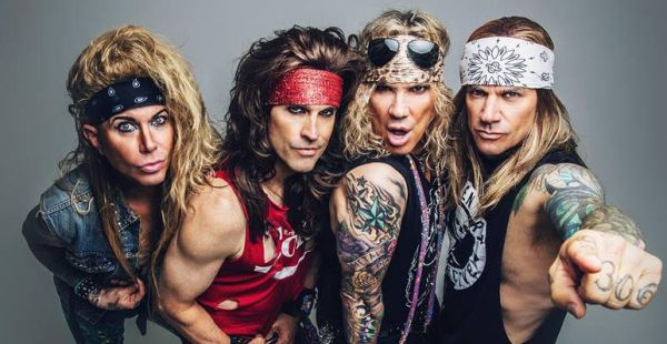 "Steel Panther proclaim ""F#CK 2020"" in new song"