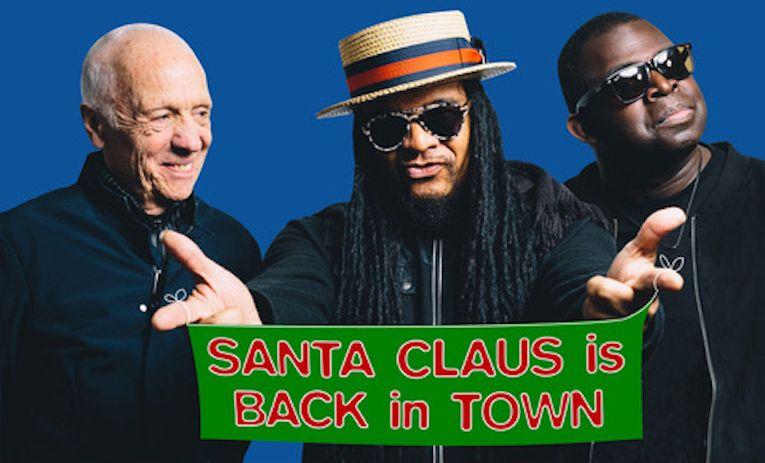 Advent 2020 Day 22: Trower Priest Brown – Santa is Back in Town (feat Paul Jones)