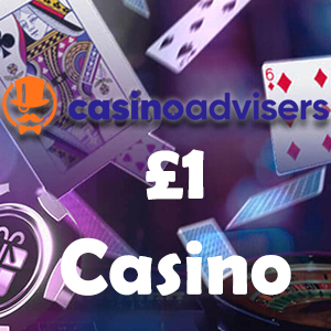 CasinoAdvisers 1 deposit casinos