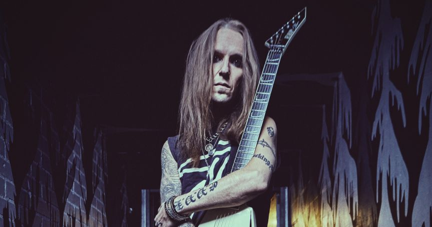 Alexi Laiho tribute video posted by members of Immortal Guardian, Helion Prime, Oceans of Slumber