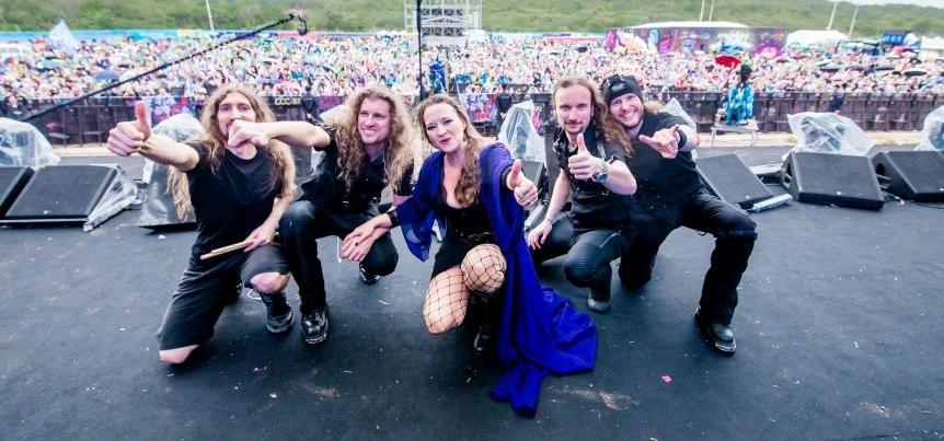 Album Review: Edenbridge – The Chronicles of Eden Part 2